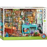 Potting shed Jigsaw Puzzles Eurographics The Potting Shed 1000 Pieces