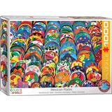Eurographics Mexican Plates 1000 Pieces