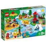 Duplo Lego Duplo World Animals 10907