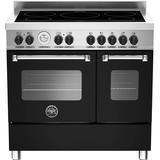 Induction Cooker Bertazzoni MAS90 5I MFE D NEE Black