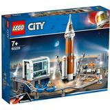 Building Games on sale Lego City Space Rocket & Firing Center 60228