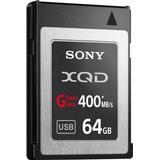 Memory Cards & USB Flash Drives Sony XQD G 440/400MB/s 64GB