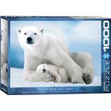 Eurographics Polar Bear & Baby 1000 Pieces