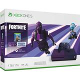 Xbox One Game Consoles Deals Microsoft Xbox One S 1TB - Fortnite Limited Edition