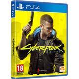 PlayStation 4 Games Cyberpunk 2077