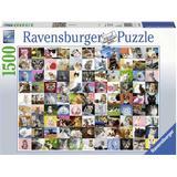Ravensburger 99 Cats 1500 Pieces