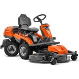 Front Mower Husqvarna R 320X AWD Without Cutter Deck