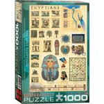 Eurographics Ancient Egyptians 1000 Pieces