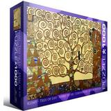 Classic Jigsaw Puzzles Eurographics Tree of Life 1000 Pieces