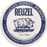 Styling Products Reuzel Clay Matte Pomade 340g