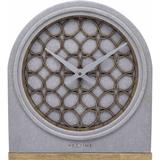 Table Clocks Nextime Concrete Love 21.5cm Table Clock