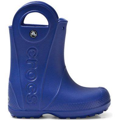 Children's Shoes Crocs Kid's Handle It Rain Boot - Cerulean Blue