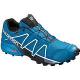 Running Shoes Salomon Speedcross 4 GTX M - Sky Driver/Indigo