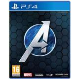 PlayStation 4 Games on sale Marvel's Avengers