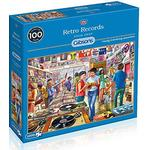 Gibsons Retro Records 1000 Pieces