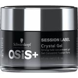 Schwarzkopf Osis+ Session Label Crystal Gel 65ml