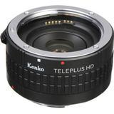 Teleconverter Kenko Teleplus HD DGX 2x For Canon Teleconverter