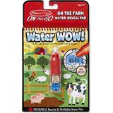 Crafts Melissa & Doug Water Wow! Farm Water Reveal Pad