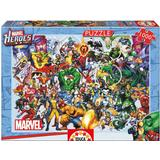 Jigsaw Puzzles Educa Marvel Heroes 1000 Pieces