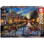 Educa Amsterdam with Love 2000 Pieces