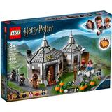 Toys Lego Harry Potter Hagrid's Hut: Buckbeak's Rescue 75947