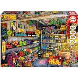 Educa The Farmers Market 2000 Pieces