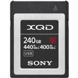 Memory Cards & USB Flash Drives Sony XQD G 440/400MB/s 240GB