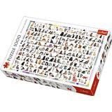 Classic Jigsaw Puzzles Trefl 208 Cats
