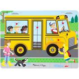 Melissa & Doug The Wheels on the Bus Sound 10 Pieces