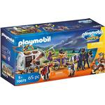 Playmobil The Movie Charlie with Prison Wagon 70073