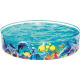 Outdoor Toys on sale Bestway Swimming Pool Clownfish 183x38cm