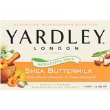 Bar Soaps Yardley Shea Buttermilk 120g