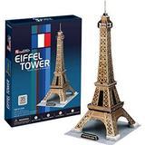 CubicFun Eiffel Tower 35 Pieces