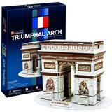Jigsaw Puzzles CubicFun Arc De Triumph 26 Pieces