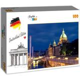 Classic Jigsaw Puzzles Grafika Germany Edition - Federal Administrative Court 100 Pieces