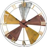 Wall Clocks Beliani Wikon 60cm Wall Clock