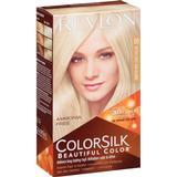 Permanent Hair Colour Revlon ColorSilk Beautiful Color #05 Ultra Light Ash Blonde