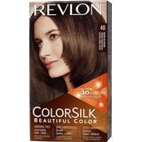 Revlon ColorSilk Beautiful Color #40 Medium Ash Brown
