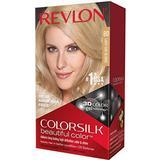 Revlon ColorSilk Beautiful Color #80 Light Ash Blonde