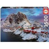 Classic Jigsaw Puzzles Educa Lofoten Islands Norway 1500 Pieces