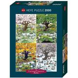 Classic Jigsaw Puzzles Heye 4 Seasons 2000 Pieces