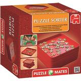 Jigsaw Puzzle Accessories Jumbo Mates Sorting Tray 6 Pieces