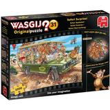 Jumbo Wasgij Original 31: Safari Surprise! 1000 Pieces