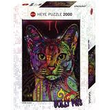 Classic Jigsaw Puzzles Heye Abyssinian 2000 Pieces