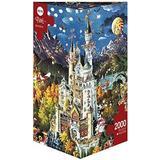Jigsaw Puzzles Heye Bavaria 2000 Pieces
