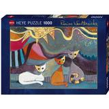 Heye Rosina Wachtmeister Yellow Ribbon 1000 Pieces