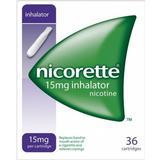 Quit Smoking Treatments Medicines Nicorette 15mg 36pcs