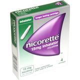 Quit Smoking Treatments Medicines Nicorette 15mg 4pcs