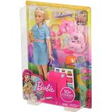 Fashion Doll Accessories Barbie Travel Doll