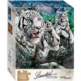 Step Puzzle Find 13 Tigers 1000 Pieces